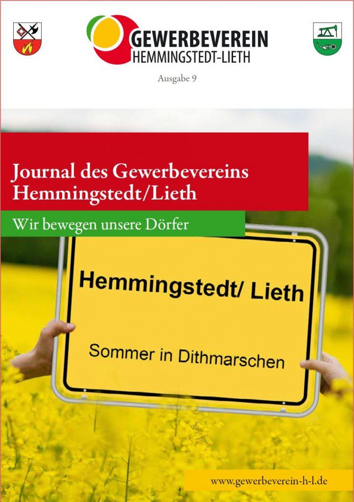 Gewerbeverein Journal Ausgabe 9